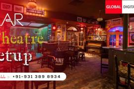 Bar Theatre Setup at lowest price in India